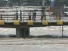 Water Crosses 75 Per Cent In Nashik Dam After Heavy Rain In Maharashtra