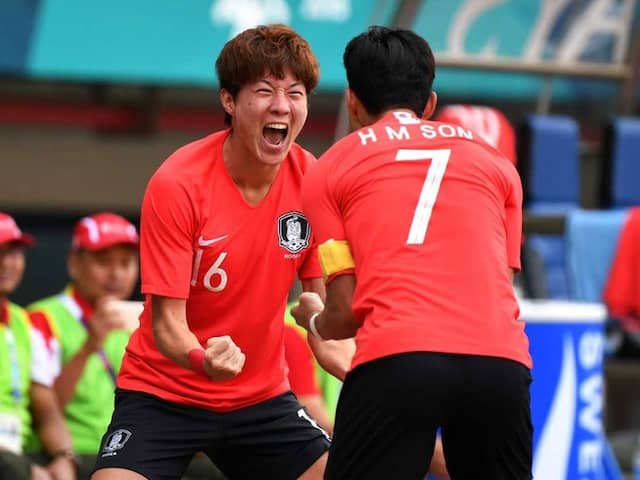 Son Dares To Dream After Penalty Sends Koreans Into Asiad Semis