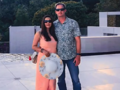 Preity Zinta And Husband Gene Goodenough Fill Up Their Los Angeles Diaries
