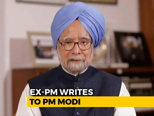 "Video : ""Revisionism"" Can't Wipe Out Nehru's Role: Manmohan Singh To PM Modi"