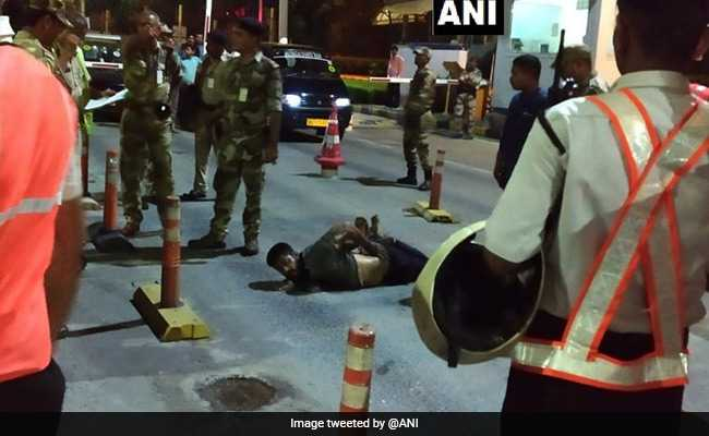 After 'Suspicious' Man Resists Arrest At Delhi Airport, Two Rounds Fired
