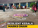 Video : Onam Brings Cheer In Flood-Battered Kerala's Relief Camps