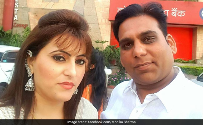 BJP Legislator's Wife Accuses Him Of Having Affair With College Teen