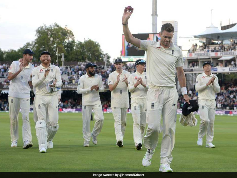 2nd Test: James Anderson's Five-Wicket Haul Demolishes India On Day 2