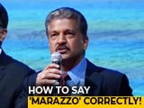 Video : Mahindra Tells You How To Say 'Marazzo' Correctly!