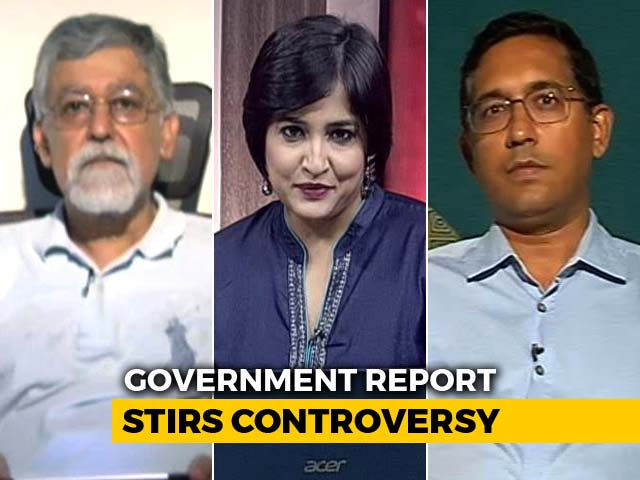 Video : My GDP Better Than Your GDP: What Is The Government Afraid Of?