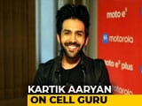 Video: Meet Kartik Aaryan and the Moto E5 Plus