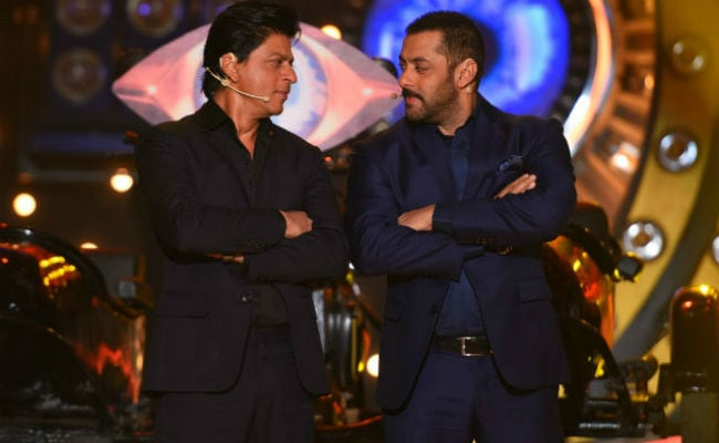 'I'm Shah Rukh Khan Because Of Salim Khan,' Says SRK