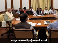 PM Modi Reviews Resolution Of Public Grievances In Income Tax Department