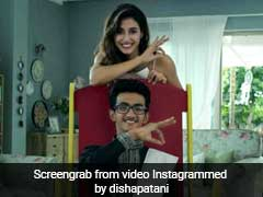 Raksha Bandhan 2018: Disha Patani And Her Brother Recreate A Memory In Rakhi Ad