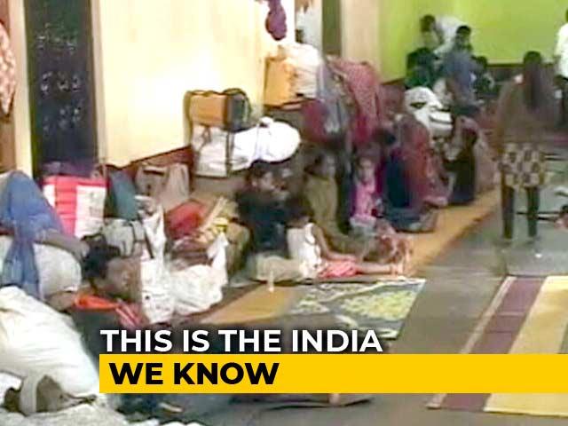 Video : Dealing With Floods, Kodagu In Karnataka Sends Communal Harmony Message
