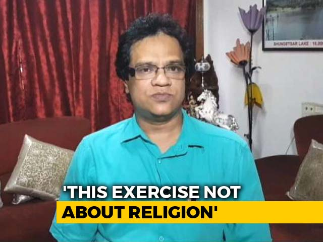 Video : Assam Citizens' List Coordinator's Promise To People Left Out Of NRC