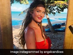 Victoria's Secret Model Candice Swanepoel Claps Back At Body Shamers