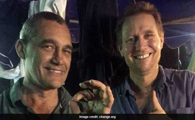 Australian Divers Given Diplomatic Immunity In Thai Cave Rescue: Report