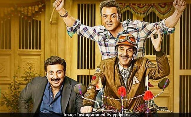 Yamla Pagla Deewana Phir Se Preview: Will Dharmendra, Sunny And Bobby Deol Makes Us ROFL This Time?