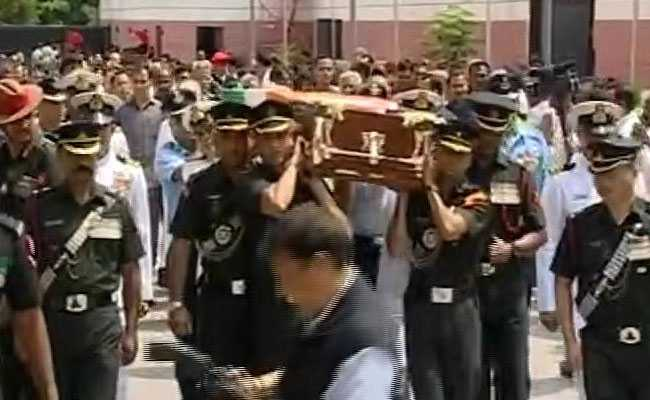 Heavy Security For Vajpayee's Funeral. Traffic Advisory Issued In Delhi