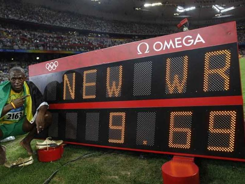 This Day, That Year: Usain Bolt Became The Fastest Man In The World