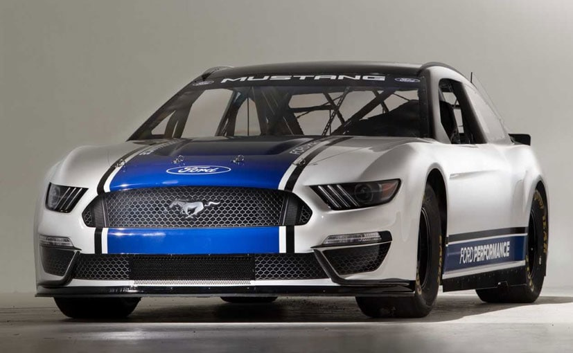Ford Unveils Mustang For 2019 Nascar Cup Series