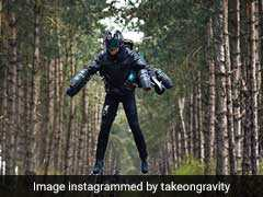 This Jet Suit Lets You Fly Around Like