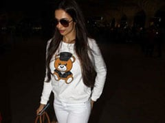 The Weather Has Got Nothing On Malaika Arora's Airport Style