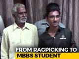 Video : Ragpicker's Son From Madhya Pradesh Cracks AIIMS Test In First Attempt
