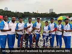 Asian Games 2018: Compound Archery Men