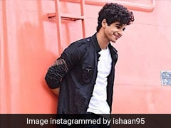 Ishaan Khatter's Monday Morning Breakfast Looks Better Than Yours!