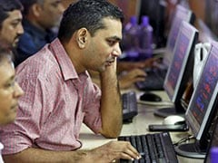 Sensex Falls Over 100 Points, Nifty Drops To 12,150