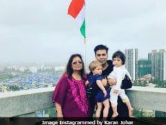 Karan Johar's Independence Day Post Featuring Roohi And Yash Is The Cutest Thing On The Internet Today