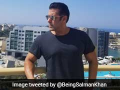 <I>Bharat</I>: Salman Khan Starts Shooting For the Film In Malta, Shares Photo