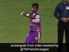 Mokit Hariharan Is TNPL Novelty With Ambidextrous Bowling