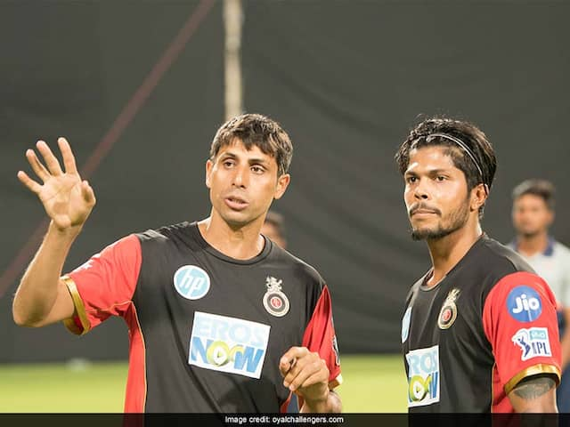Ashish Nehra Appointed Royal Challengers Bangalore Coach For Indian Premier League 2019