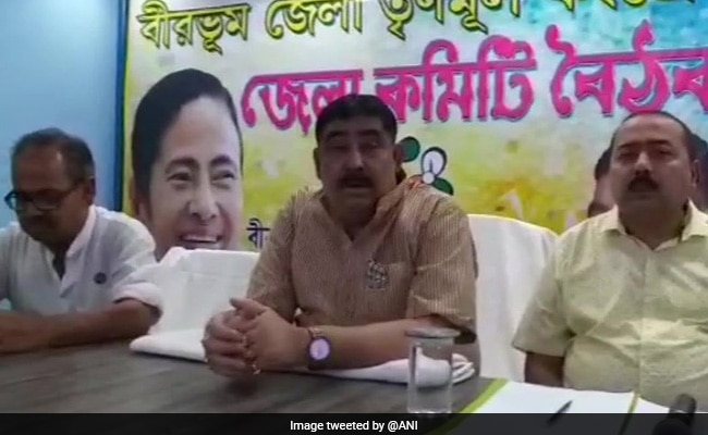 'Use Cannabis, Arrest Her': Video Shows New Low In Trinamool-BJP Battle