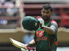 1st ODI: Tamim Iqbal, Shakib Al Hasan Star As Bangladesh Beat West Indies By 48 Runs