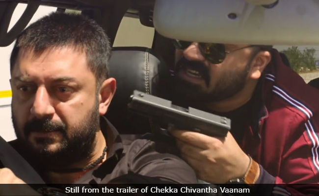 Chekka Chivantha Vaanam Trailer: Mani Ratnam's Tale Of Family At War Is Gritty