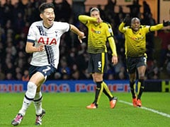 South Korea Star Son Heung-min Signs New Tottenham Hotspur Deal