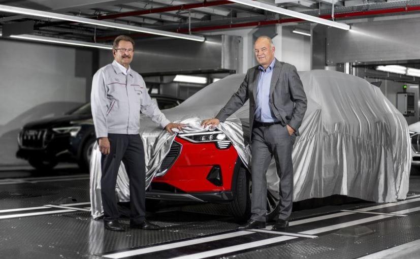 Audi E-Tron Production Commences Ahead Of Official Debut