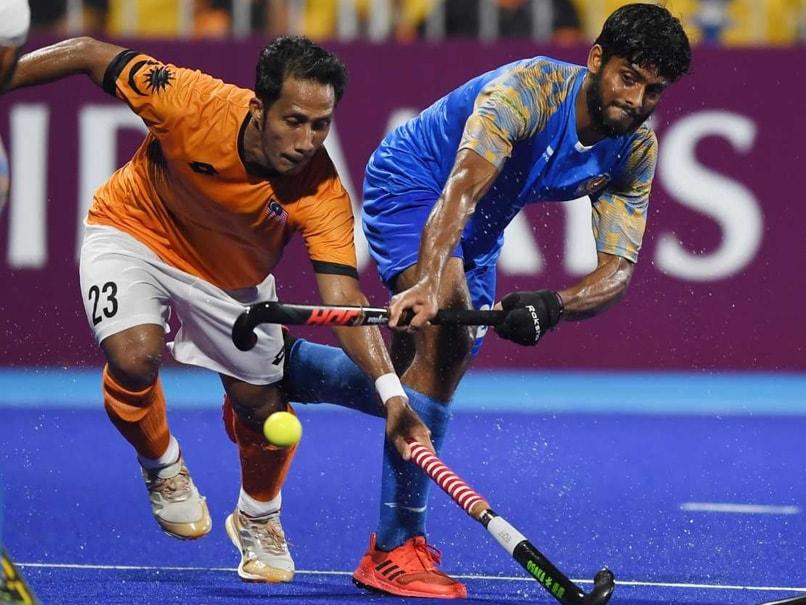India vs Malaysia, Men