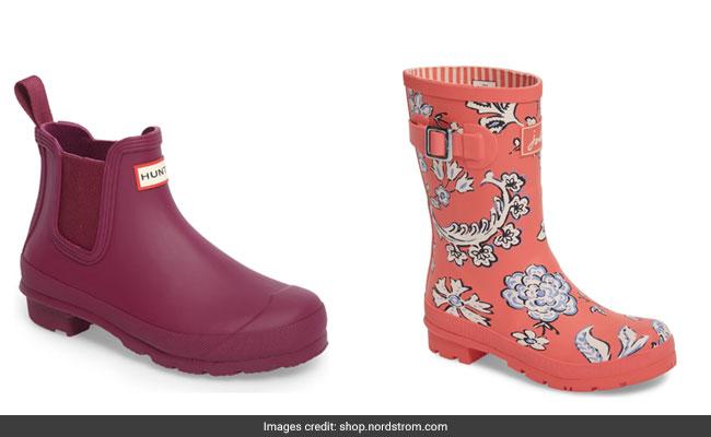 5 Stylish Rain Boots To Sport This Monsoon