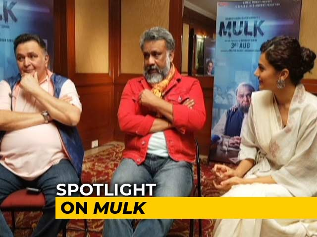 'Terrorists Don't Belong To One Community,' Says Mulk Actor Rishi Kapoor