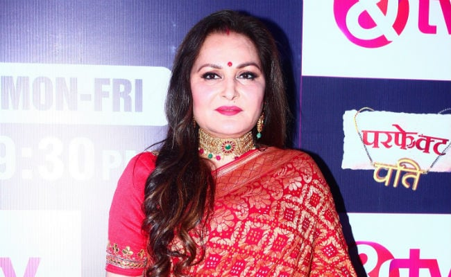 Jaya Prada Says She Thought Of Suicide After Morphed Pictures Went Viral