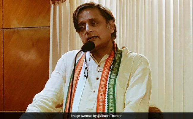Any Hint Of Dissent Is Frowned Upon By BJP Government: Shashi Tharoor