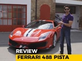 Ferrari 488 Pista Review