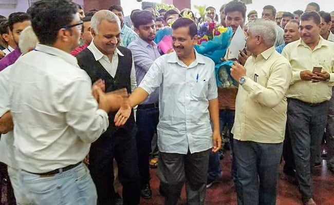 After Big Victory In Supreme Court, Arvind Kejriwal Gets A Reality Check