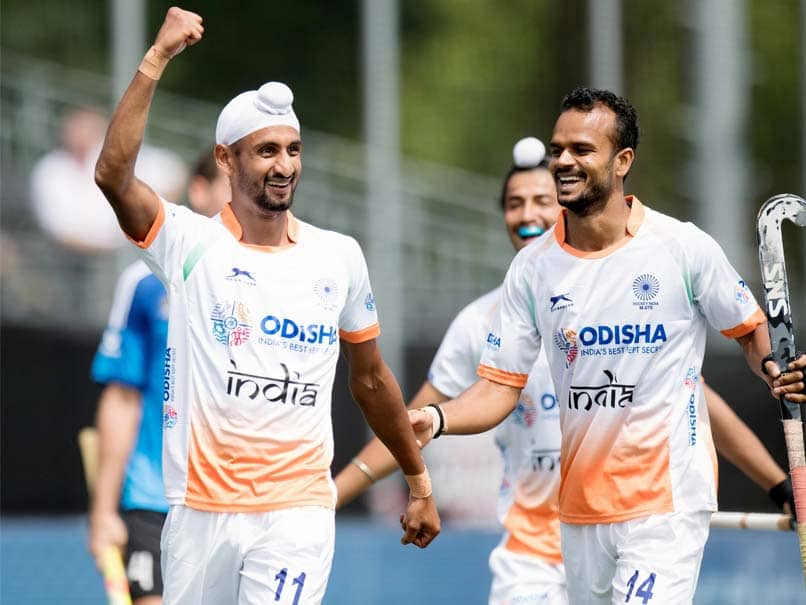 Asian Games 2018: Indian Mens Hockey Team Aims To Overcome Malaysia Test In Semi-Finals