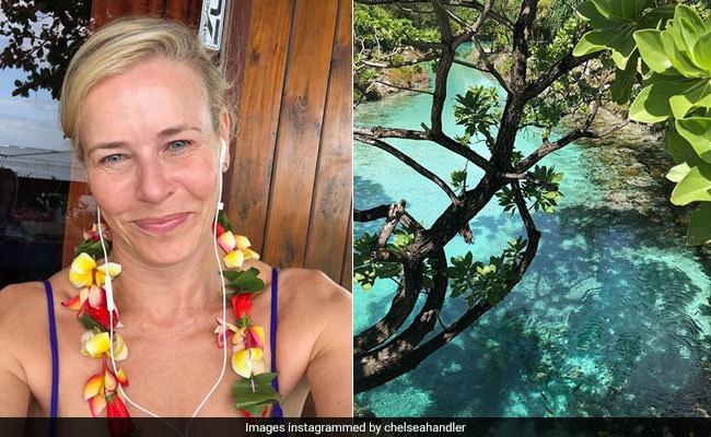Chelsea Handler's Bora Bora Holiday Is The Stuff Of Vacation Dreams