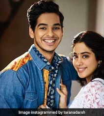 Box Office:Dhadak Witnesses 'Significant Growth,' Earns Rs 19.75 Crore