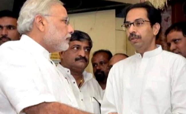 Amid Strain With Allies, Uddhav Thackeray Meets PM Modi In Delhi