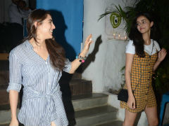 Sara Ali Khan And Ananya Panday Are The New BFFs In Town. See Trending Pics