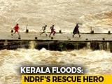 Video : Man Who Ran Across Sinking Bridge With Child Is Hero For Flood-Hit Kerala